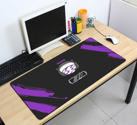 Rainbow Six Siege Miraebi 70x40cm Super Large Mouse Pad Best PC Gaming Pad HD Print