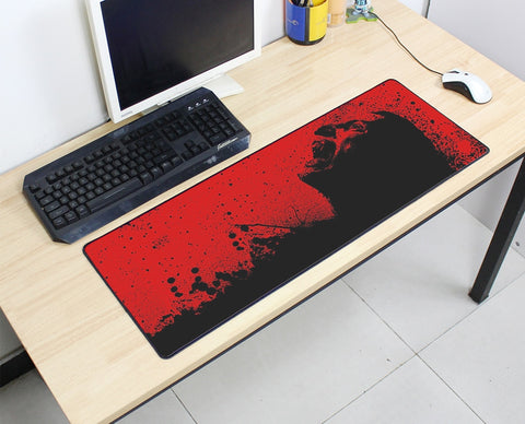 Raining Blood Large Mouse Pad 800x300X3MM Best PC Gaming Mouse Pad HD Print