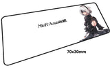 Nier Automata Large Mouse Pad 700x300mm Best PC Gaming Pad HD Print