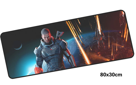 Mass Effect 3 Large Mouse Pad 800x300mm Best PC Gaming Mouse Pad HD Print