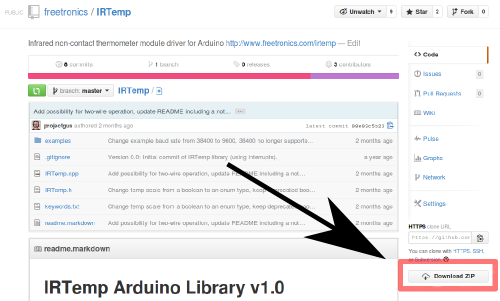 How To Install Arduino Libraries | Freetronics