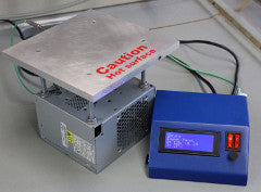 Make your own programmable temperature-controlled hot plate with