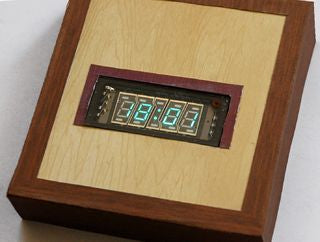 Harnessing discarded VFDs for Arduino-powered clocks | Freetronics