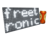 White LED Dot Matrix Display Panel 32x16 (512 LEDs)
