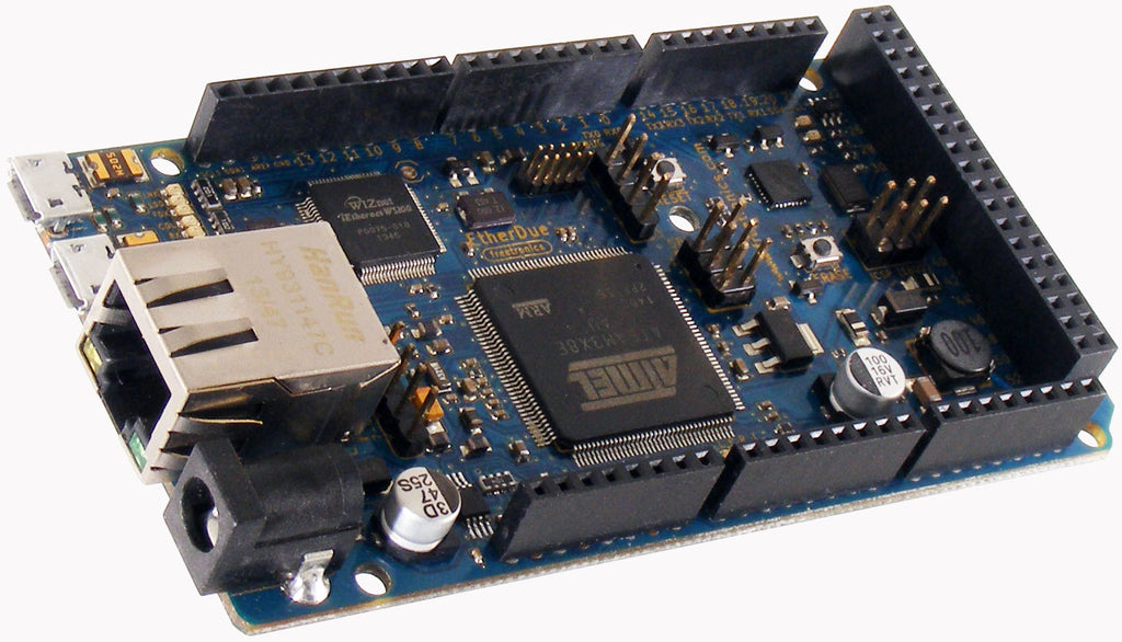 EtherDue (100% Arduino Due compatible with onboard Ethernet