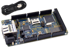 EtherMega (100% Arduino Mega 2560 compatible with onboard Ethernet)