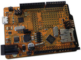 Goldilocks: Arduino Compatible with ATmega1284P MCU