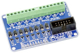 I/O Breakout 8 Channel Relay Driver
