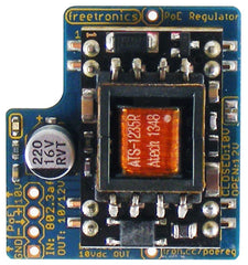 Power-over-Ethernet Regulator 802.3af