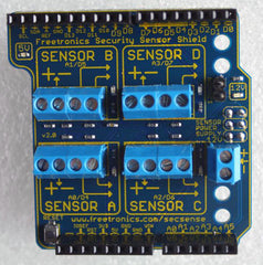 Security Sensor Shield