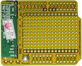 Receiver Shield for Arduino: 315MHz / 433MHz