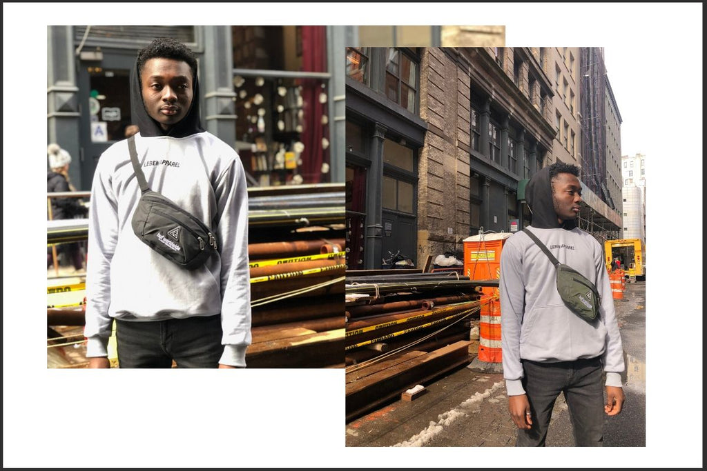Leben Apparel New York