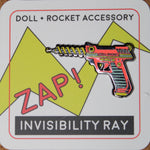 Doll + Rocket Invisibility Ray