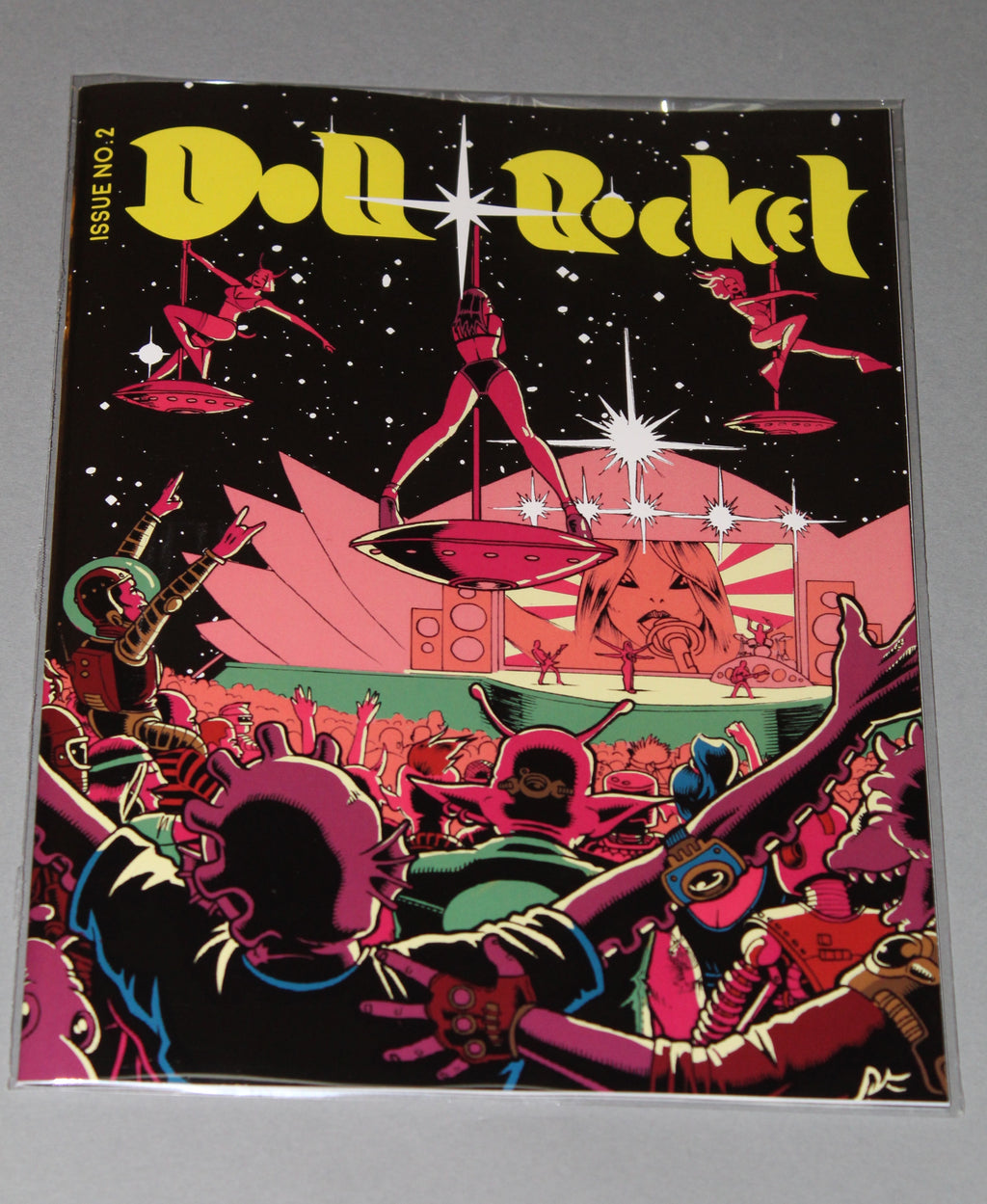 Doll + Rocket Issue No.2