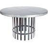 Ashton Dining Table with Zinc Top