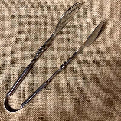 Double Knot Salad Tongs