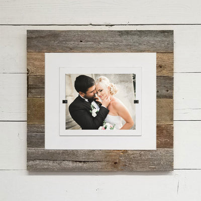Reclaimed Wood Frame - Large
