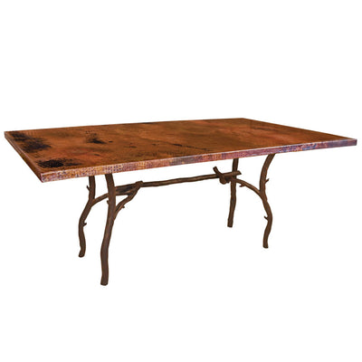 "South Fork Dining Table / Base -72"" Tops"