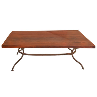 Woodland Cocktail Table / Base -50x30