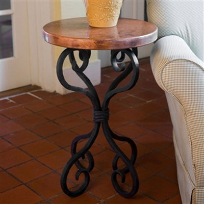 Alexander Accent Table / Base -18""