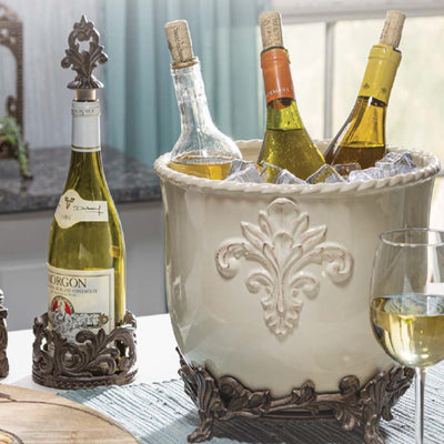 Acanthus Ice / Wine Bucket