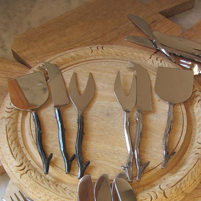 3-Pc Cheese Knives