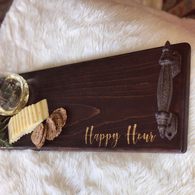 Happy Hour Charcuterie Board