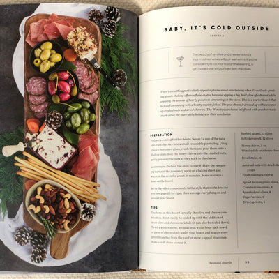 On Boards - Charcuterie Book - It's Cold Outside