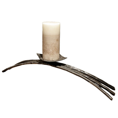 Studio Candle Arches-Iron Accents