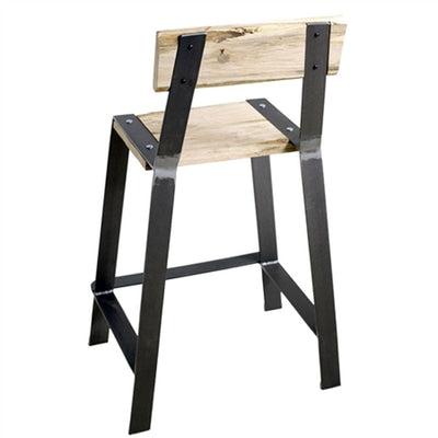 Urban Forge Counter Stool w/ Back