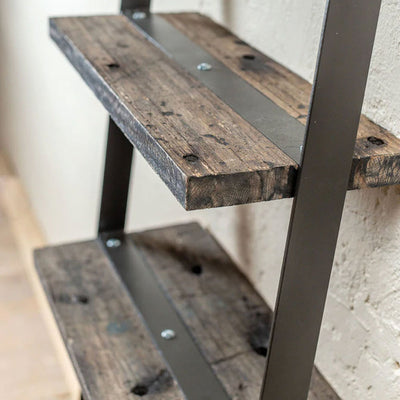 Urban Forge Ladder Shelf