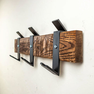 Urban Forge 3 Hook Wall Rack