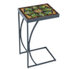 Arenal Mosaic C-Table-Iron Accents
