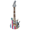 Reclaimed Wood Electric Guitar