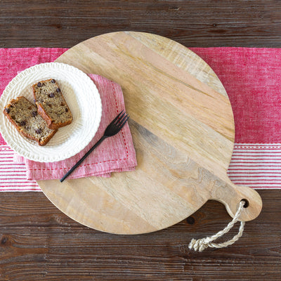 Round Cutting Board, Large