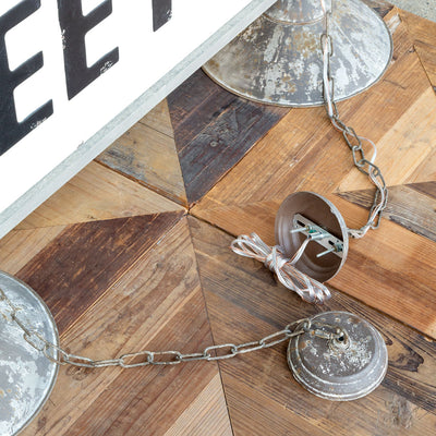 Sweet Tea Canopy Light Fixture