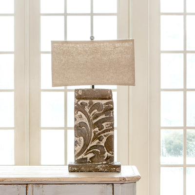 Architecture Relief Lamp
