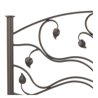 Live Oak Iron Bed