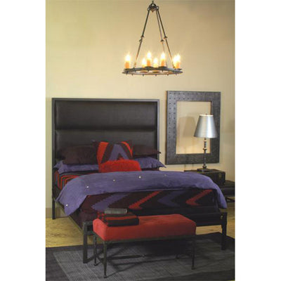 Loft Wrought Iron Bed