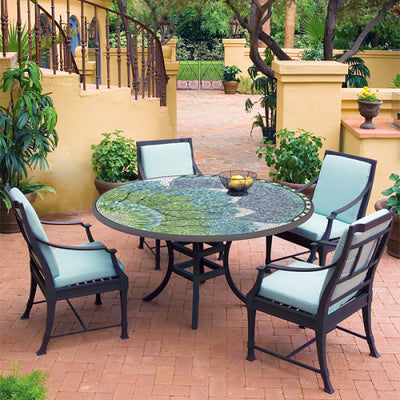 "Lovina 60"" Mosaic Patio Set"
