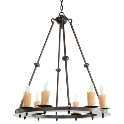 Nova 8 Light Chandelier
