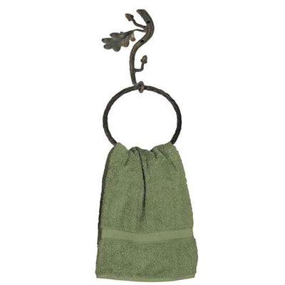 Oakdale Towel Ring