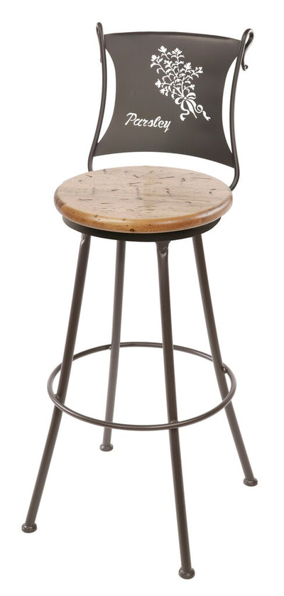 Parsley Counter Stool - Distressed Pine