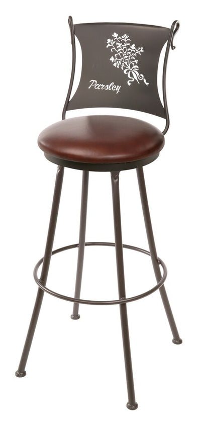 Parsley Counter Stool - Pecan