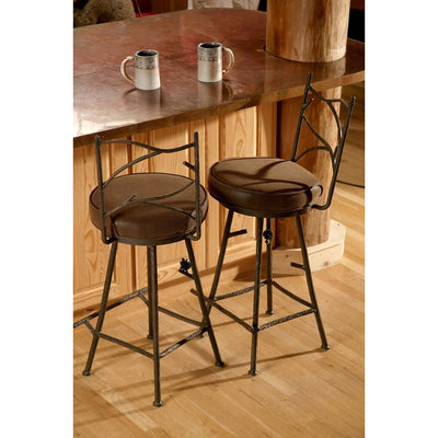 Pine Counter Stool