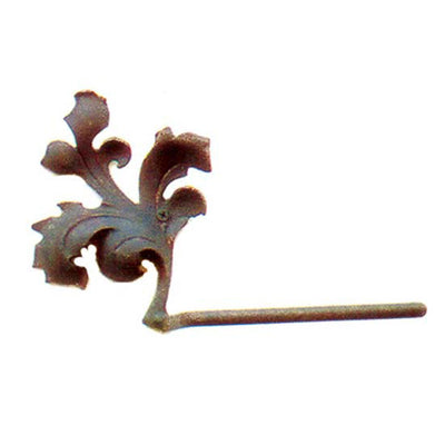 Acanthus Toilet Paper Holder | Iron Accents