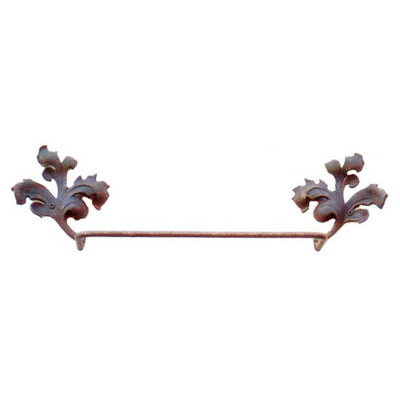 Acanthus Towel Bar | Iron Accents
