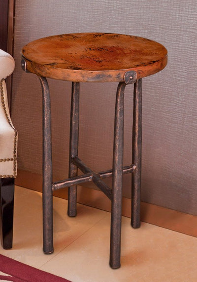 Cameron Accent Table / Base -18""