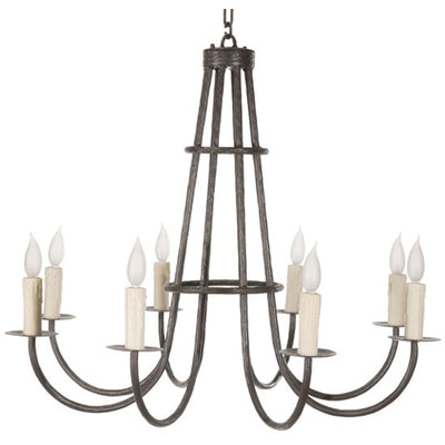 Cedarvale 8 Arm Chandelier