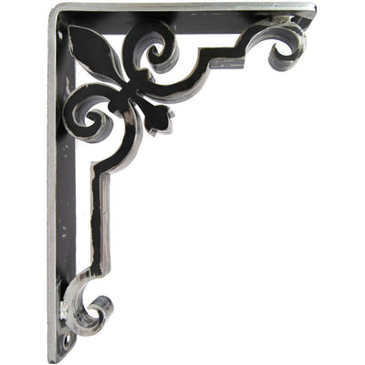 "Chatham Iron Corbel - 1.5"" Close Up"